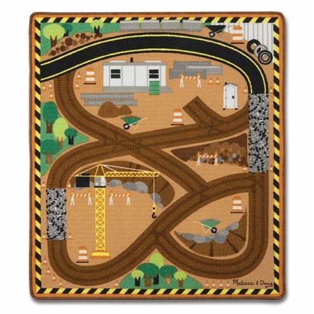 Hrací koberec - Stavba - 2