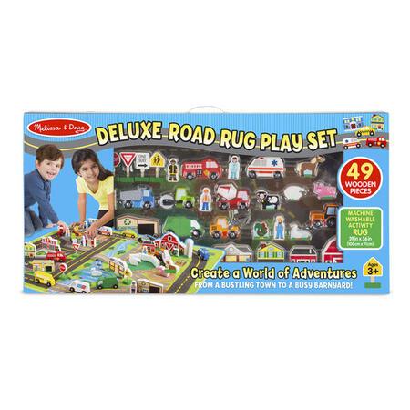 Luxusní hrací koberec s příslušenstvím - 2