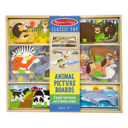 Obrázkové tabulky se zvířaty - 2