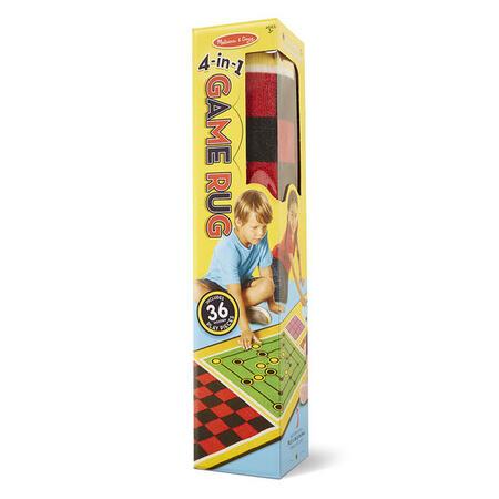Hrací koberec - 4 hry - 2