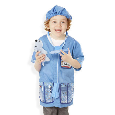 Kompletní kostým - Veterinář - 2