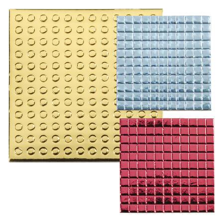 Jednorožec - barevná mozaika - 2
