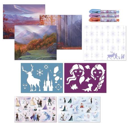Ledové království II kreativní kniha - 2