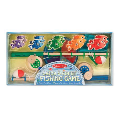 Magnetická hra - lovení rybiček - 2