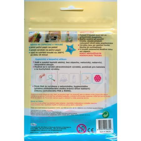 Think Doh - silikonová modelína vanilka - 2