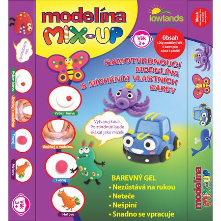 MIX-UP modelína samotvrdnoucí - 2