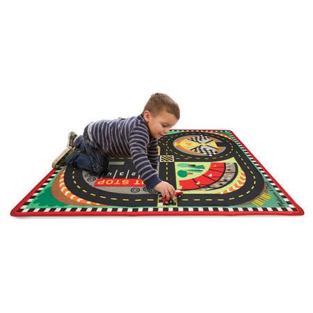 Hrací koberec  - Závodní dráha - 3