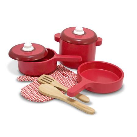Kuchyňský dřevěný set - Nádobí - 3