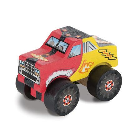 Kreativní sada 12x22cm /Truck/ - 3