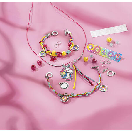 Jednorožec duhové šperky - 3