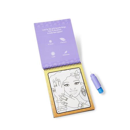 Kouzlení vodou Makeup - 3