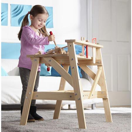 Pracovní stůl s nářadím - 3