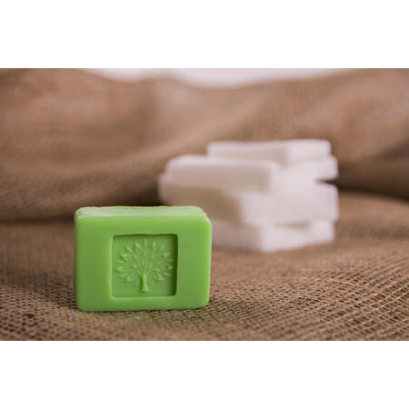 Domácí výroba mýdla-skořice,jablko - 3