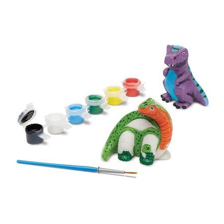 Figurky k vymalování Dino - 3