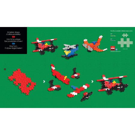 Plus-Plus  Basic 170 Letadla - 3