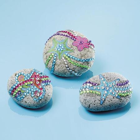 ROCK STARFISH zdobení kamenů - 3