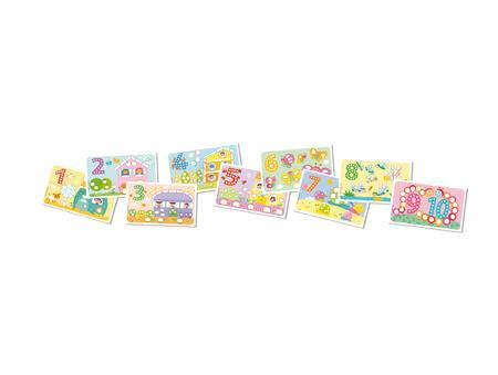 PlayMais Fun to Learn Číslice 550ks - 3