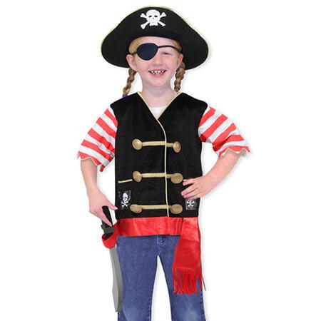 Kompletní kostým - Pirát - 3