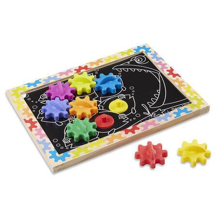 Magnetická tabule - Ozubená kolečka - 3