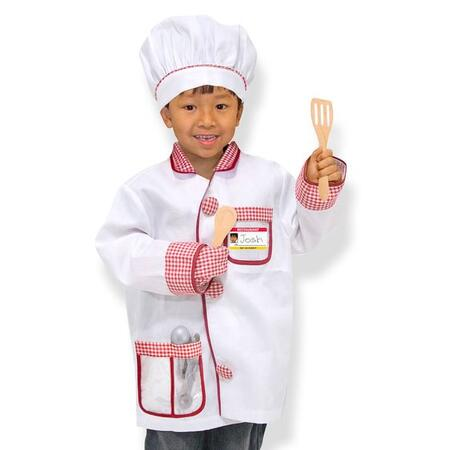 Melissa & Doug - Kompletní kostým  - Kuchař - 3