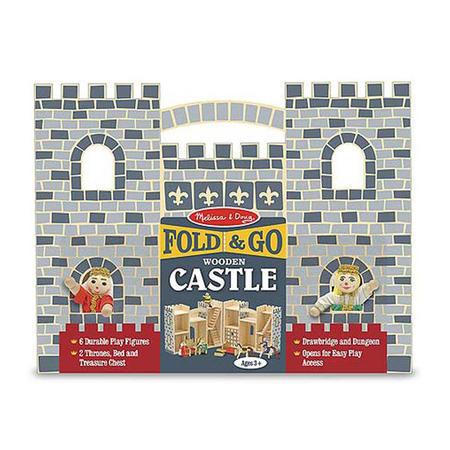 Přenosný skládací hrad - 3