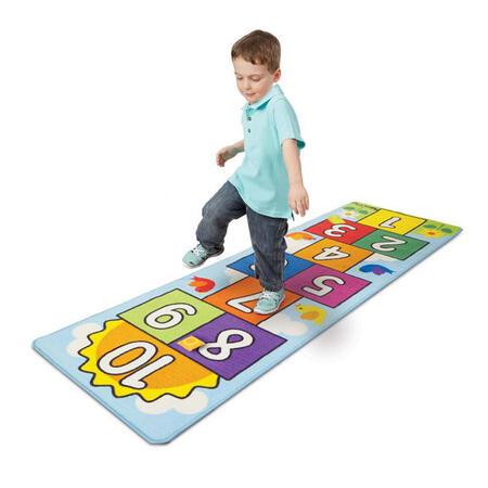 Hrací koberec  - Skákací panák - 3