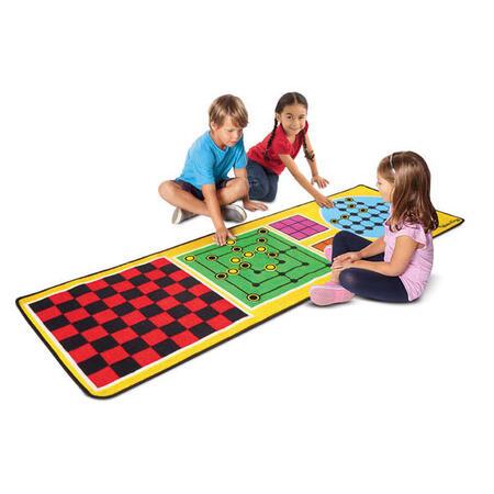 Hrací koberec - 4 hry - 3