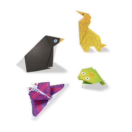 Origami Zvířátka - 3