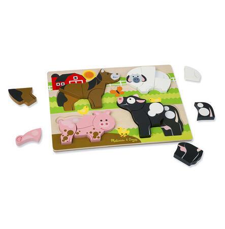 Puzzle - farma - 3