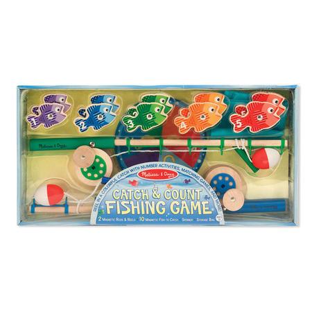 Magnetická hra - lovení rybiček - 3