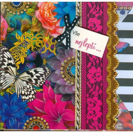 Melli Mello - přání do obálky - 4