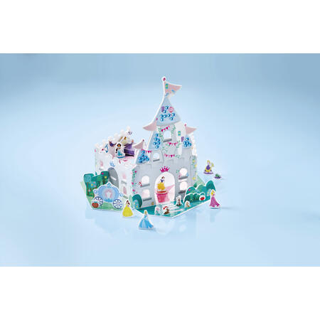 Disney Princess - postav si zámek - 4