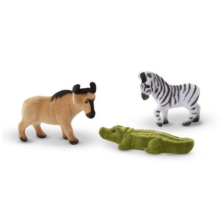Sběratelská Safari zvířata /10 figurek/ - 4