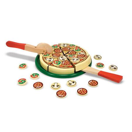 Dřevěná pizza - 4
