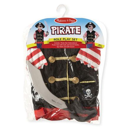 Kompletní kostým - Pirát - 4