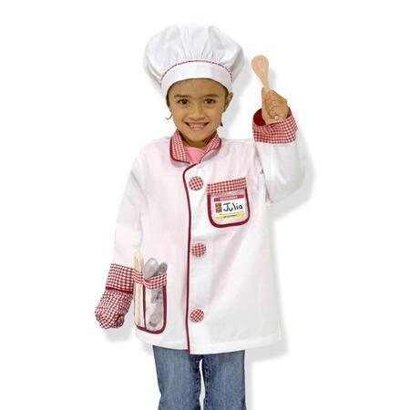 Kompletní kostým Kuchař - 4