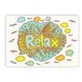 SAND ART - 2x MANDALY, RELAX - 3x A4 obrázky - 4/4