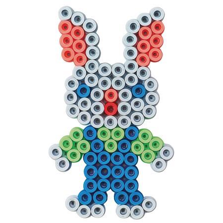 Korálky v boxu Mix - 3.000ks - MAXI - 4