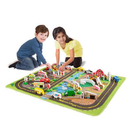 Luxusní hrací koberec s příslušenstvím - 4