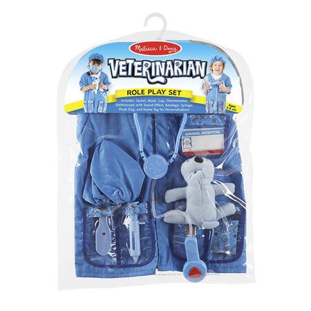 Kompletní kostým - Veterinář - 4