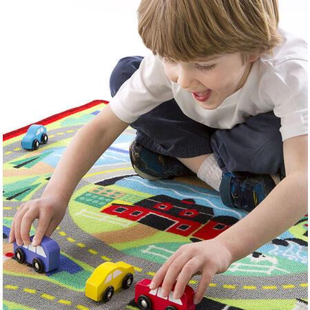 Hrací koberec - Farma - 4