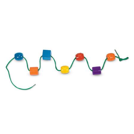 Výuková hračka - navlékání pro nejmenší - 4