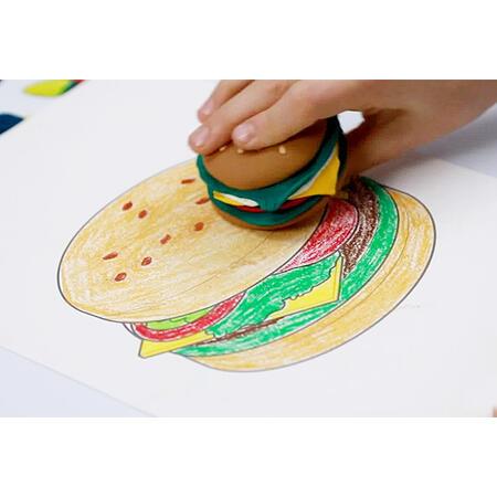 Clay Crayon - kreslící modelína - 5