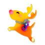 Think Doh - měnící barvu oranž/žlutá - 5/5