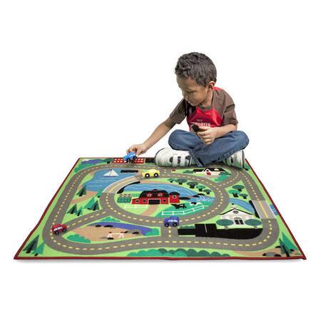 Hrací koberec - Farma - 5