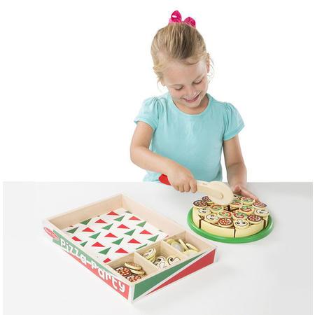 Dřevěná pizza - 5
