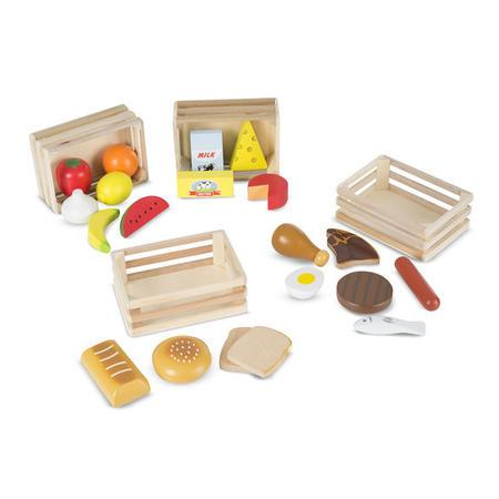 Kuchyňský set - 4 bedýnky - 5
