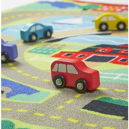Hrací koberec - Farma - 6