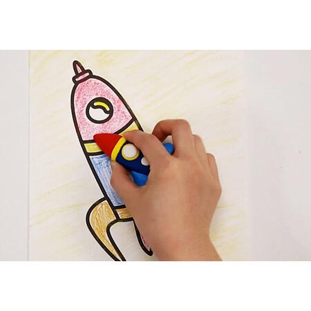 Clay Crayon - kreslící modelína - 6