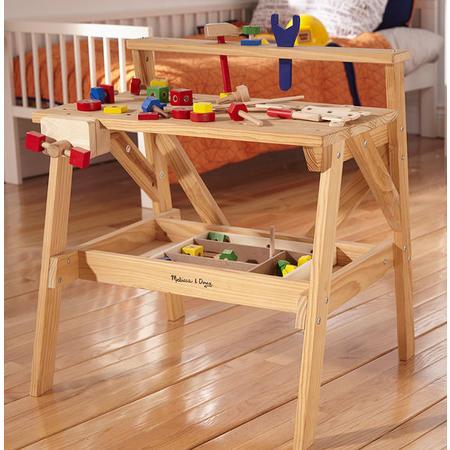 Pracovní stůl s nářadím - 6